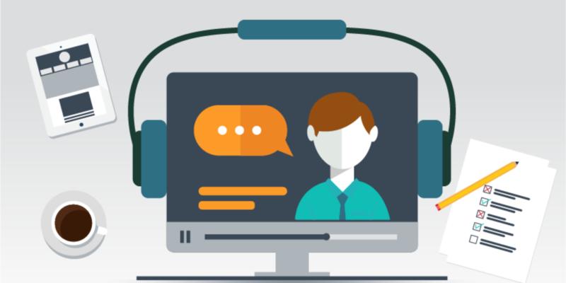 Lezioni online, smart working e aule virtuali