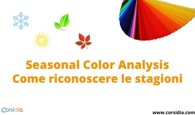Seasonal Color Analysis: Come Riconoscere le Stagioni
