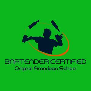 Logo bartendercertified ufficiale green