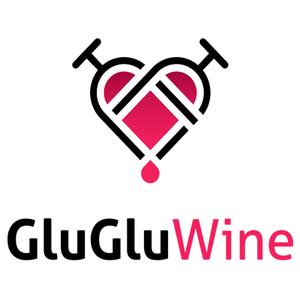 Logo glu glu wine