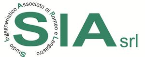 Logo sia srl 2018