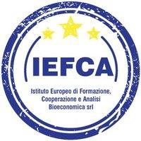 I.E.F.C.A. Istituto Europeo di Formazione Cooperazione e Analisi bio economica S.r.l. logo