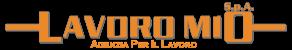 LAVORO MIO – AGENZIA PER IL LAVORO – SPA logo