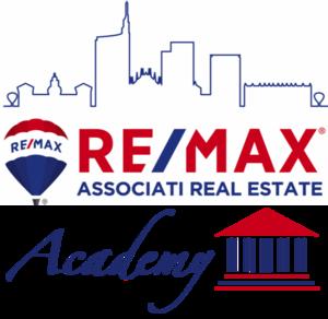 RE/MAX Associati Real Estate ACADEMY logo