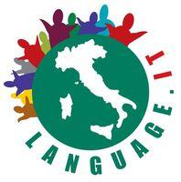 LANGUAGE. It snc logo