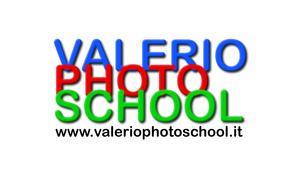 Valerio Photo School logo