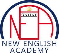 New English Academy logo