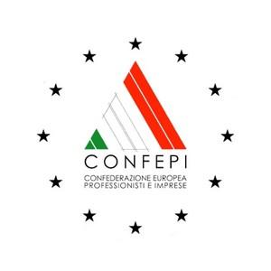 CONFEDERAZIONE EUROPEA PROFESSIONISTI E IMPRESE logo
