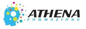 ATHENA FORMAZIONE  logo