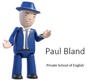 Paul Bland - Private English School - Porto Recanati logo