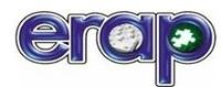 Erap Ente Regionale Addestramento Professionale logo