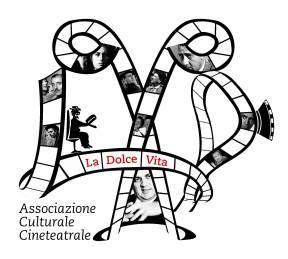 """Scuola di Cinema e Arte """"La Dolce Vita"""" logo"""