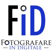 Fotografare in digitale logo
