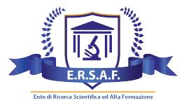 ERSAF - Ente di Ricerca Scientifica e Alta Formazione logo